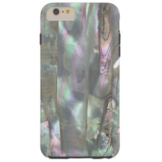 真珠色のプリントの堅いiPhone 6のプラスの場合 Tough iPhone 6 Plus ケース