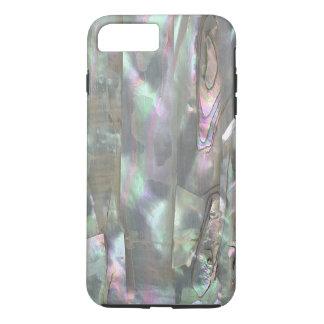 真珠色のプリントの堅いiPhone 7のプラスの場合 iPhone 8 Plus/7 Plusケース