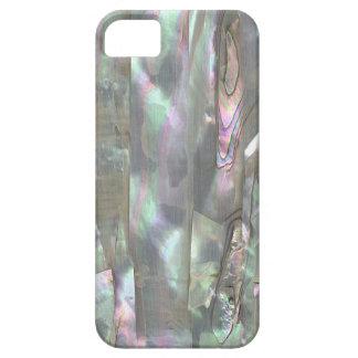 真珠色のプリントのiPhone 5/5Sの場合 iPhone SE/5/5s ケース