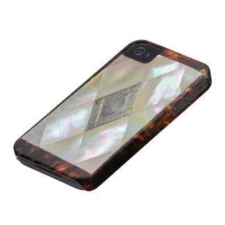 真珠色の私電話 Case-Mate iPhone 4 ケース