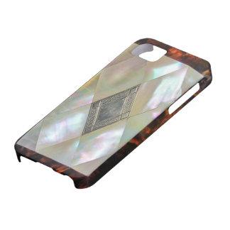 真珠色の私電話 iPhone SE/5/5s ケース