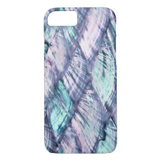 真珠色の紫色のプリントのやっとそこにiPhone 7 iPhone 8/7ケース