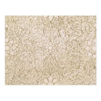 真珠部屋のための天井のデザイン、イスファハンで、のために ポストカード
