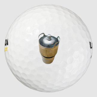 真空管のゴルフ・ボールを送信する高い発電 ゴルフボール