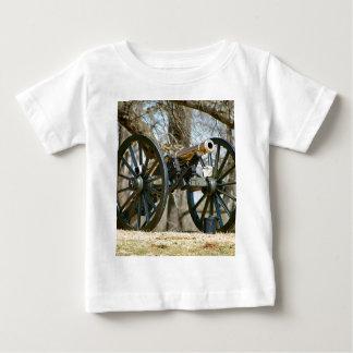 真鍮の大砲 ベビーTシャツ