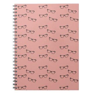 真面目なガラスのノート ノートブック