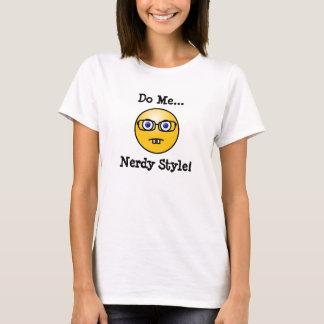 真面目なスタイルのワイシャツ Tシャツ