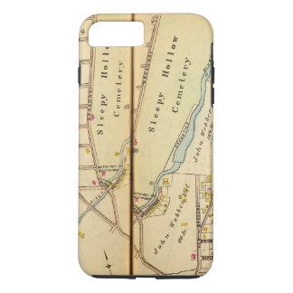 眠い空、ニューヨーク iPhone 8 PLUS/7 PLUSケース