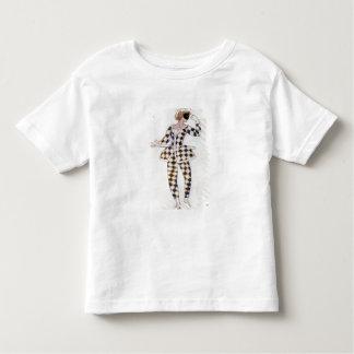 眠れる森の美女からの道化師のためのデザインを、着せて下さい トドラーTシャツ