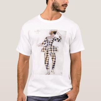 眠れる森の美女からの道化師のためのデザインを、着せて下さい Tシャツ