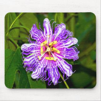 眩ます情熱の花 マウスパッド