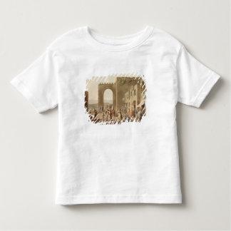 「眺めからのベスレヘムの主な通り、の トドラーTシャツ