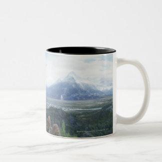 眺めのミナスTirith ツートーンマグカップ