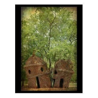 。:: 眺望の木::。 ポストカード