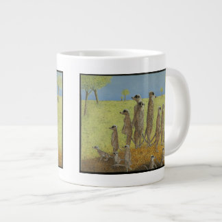 眺望 ジャンボコーヒーマグカップ