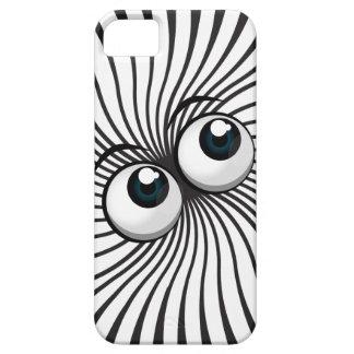 眼球マニア iPhone SE/5/5s ケース