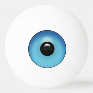 眼球 卓球ボール