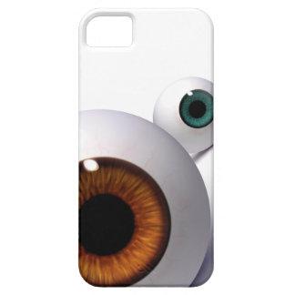 眼球!! iPhone SE/5/5s ケース
