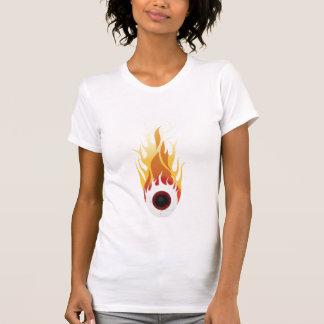 眼球 Tシャツ