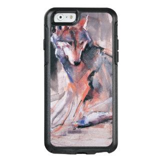 着席のオオカミ2000年 オッターボックスiPhone 6/6Sケース