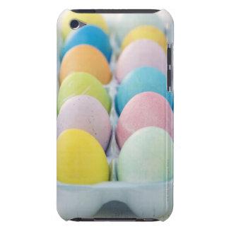 着色されたイースターエッグのクローズアップ Case-Mate iPod TOUCH ケース