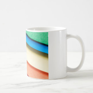 着色されたボール紙の紙 コーヒーマグカップ