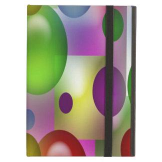 着色された地球 iPad AIRケース