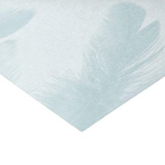 着色された羽 薄葉紙