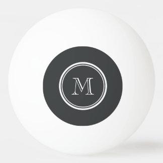 着色される名前入りなオニックスの上限 卓球ボール