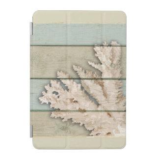 着色される珊瑚クリーム iPad MINIカバー