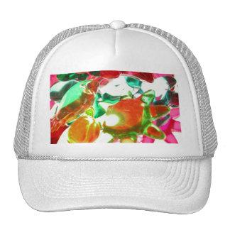 着色される ライト 帽子