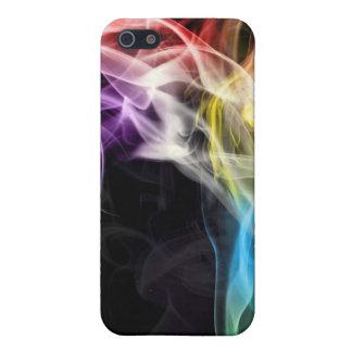 着色煙 iPhone 5 ケース