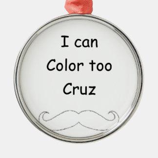 着色Cruz メタルオーナメント