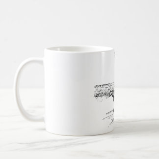 着陸のアヒル コーヒーマグカップ