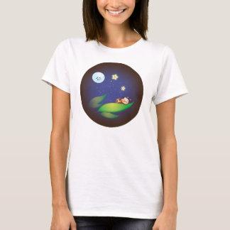 睡眠のてんとう虫 Tシャツ
