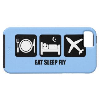 睡眠のはえを食べて下さい iPhone SE/5/5s ケース