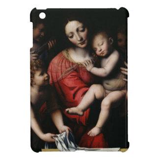 睡眠のイエス・キリスト iPad MINIケース