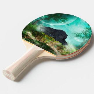 睡眠のオオカミ 卓球ラケット