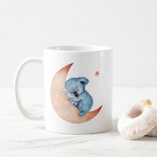 睡眠のコアラのコーヒー・マグ コーヒーマグカップ