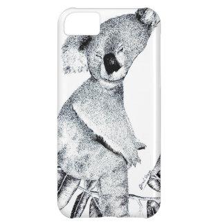 睡眠のコアラ iPhone5Cケース
