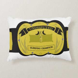 睡眠のチャンピオン アクセントクッション