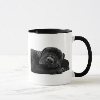 睡眠の実験室のコーヒー・マグ マグカップ