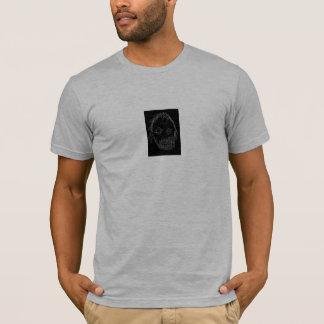 睡眠の年配のTシャツ Tシャツ