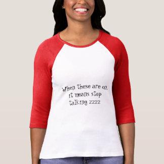 睡眠の衣服 Tシャツ