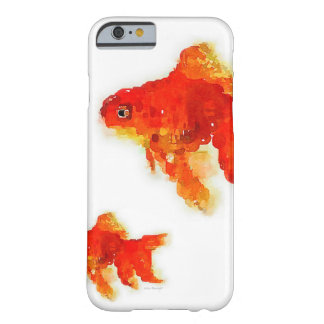 睡眠の金魚のiPhoneの場合 Barely There iPhone 6 ケース