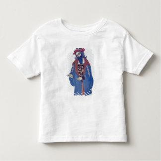 睡眠のBeautからの青ひげのためのデザインを、着せて下さい トドラーTシャツ