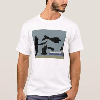 睡眠のparaylsis tシャツ