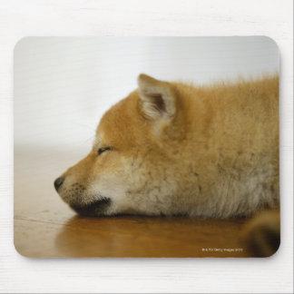 睡眠のShibaケン2 マウスパッド