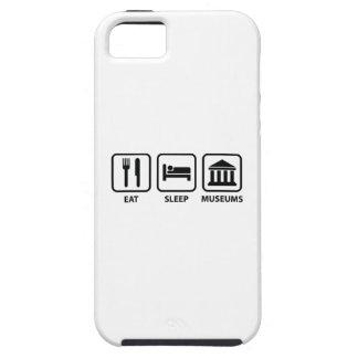 睡眠博物館を食べて下さい iPhone 5 Case-Mate ケース
