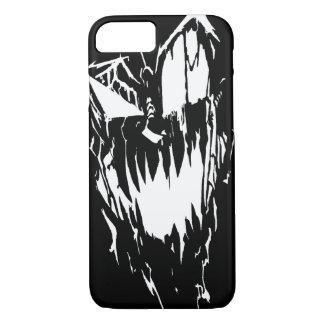 睡眠無し-ハロウィンジャックOのランタン- iPhone 7カリフォルニア iPhone 8/7ケース